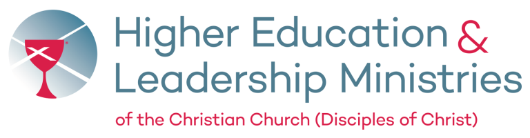 Higher Education & Leadership Ministries Logo